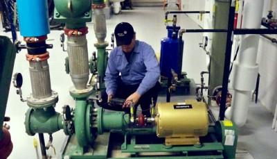 motors and pumps